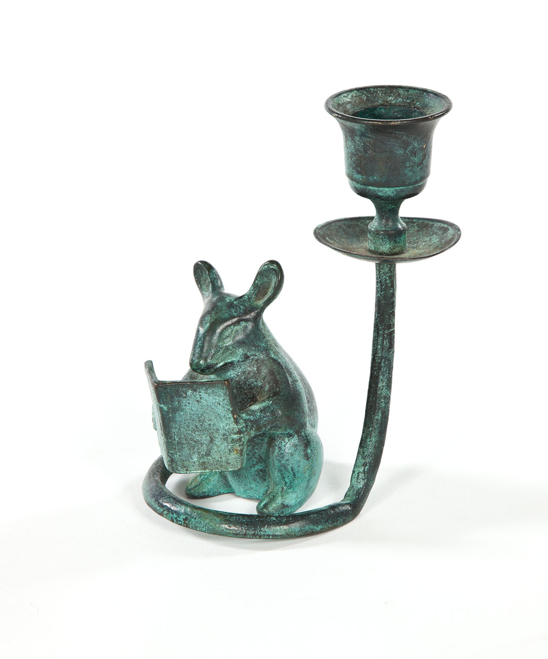 Mouse Candlestick Holder