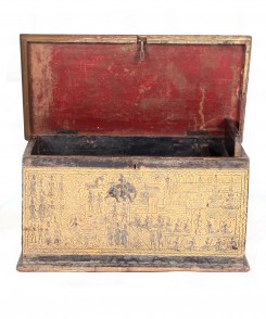 Antique Burmese Chest