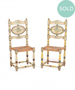 6133_Antique_Painted_Chairs_1