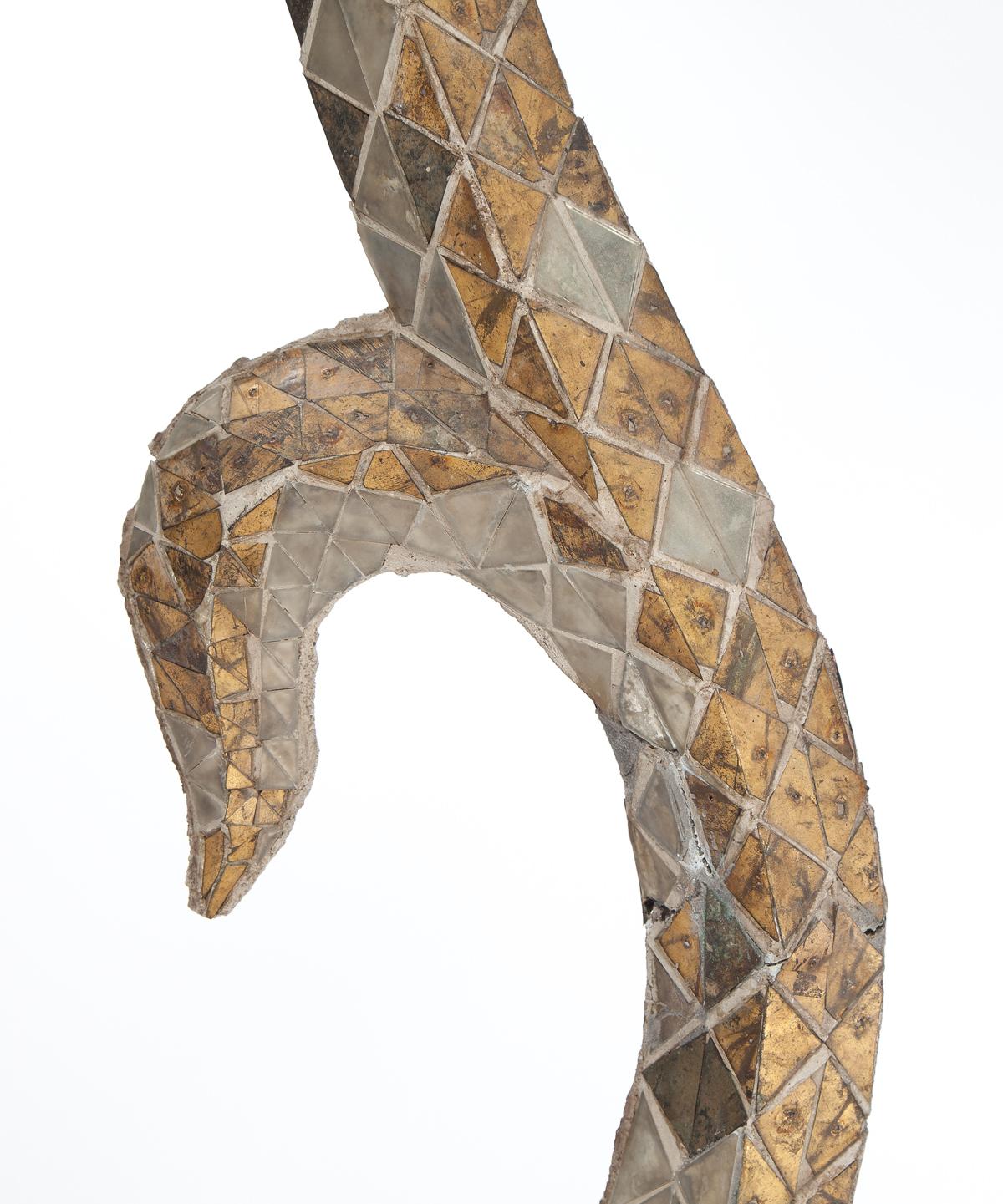 Temple Eave Sculptures