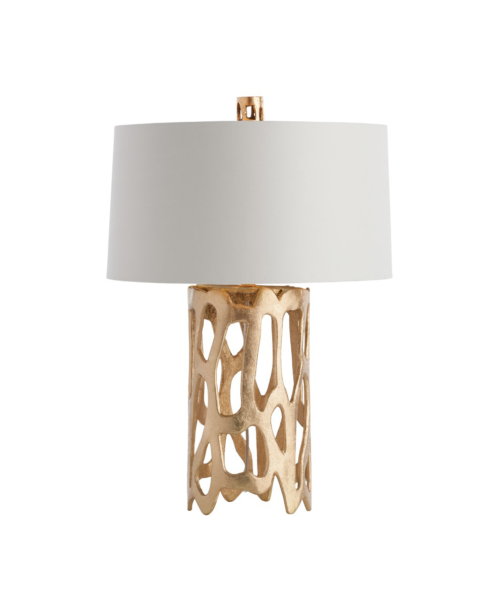 Asymmetrical Table Lamp