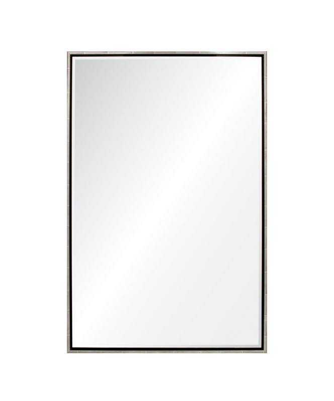 Jared Silver Mirror