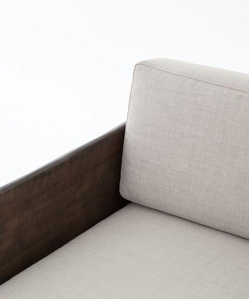 Live Edge Arm Chair