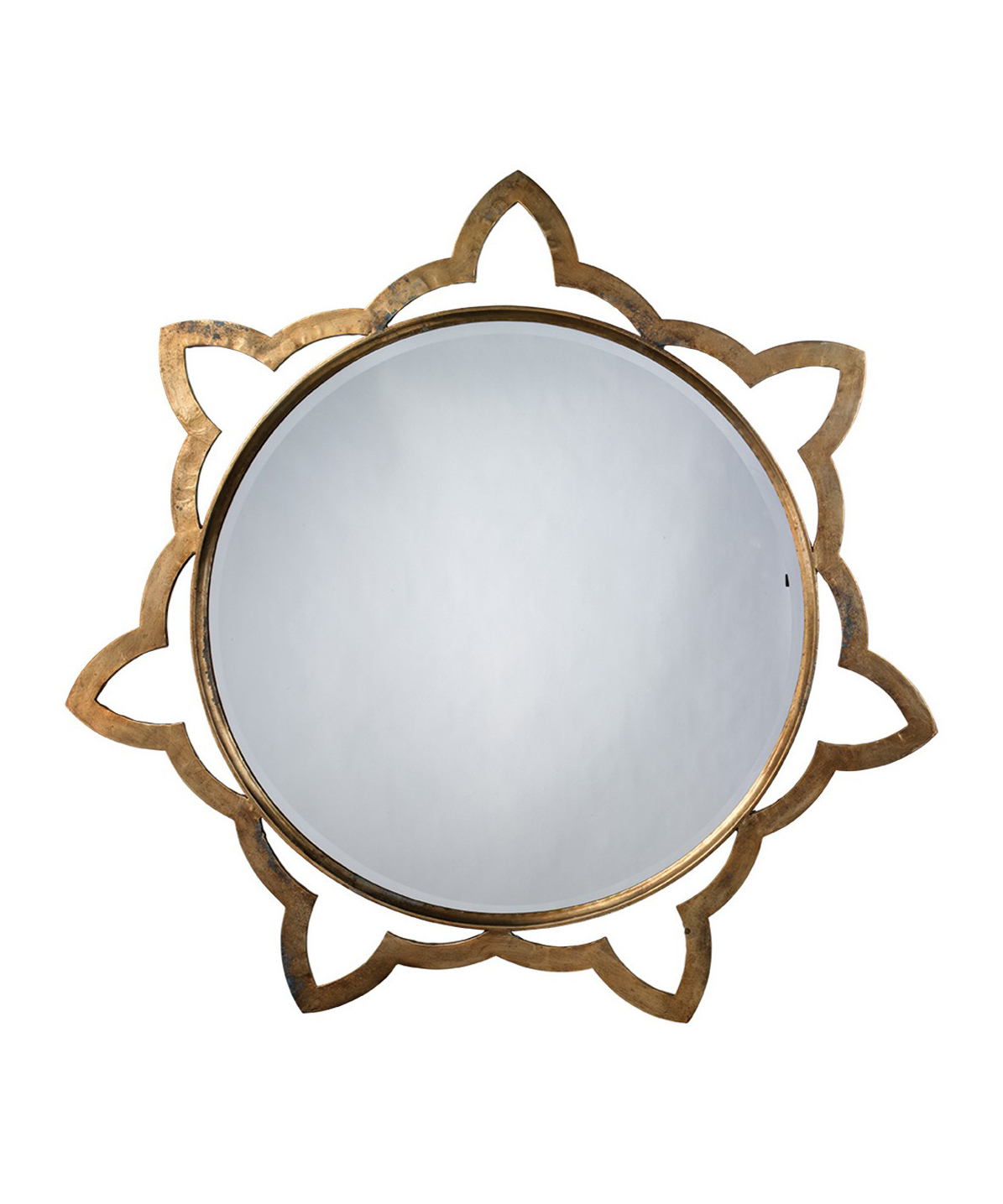 Luca Gold Mirror