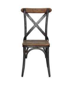 Reclaimed Pine Side Chair