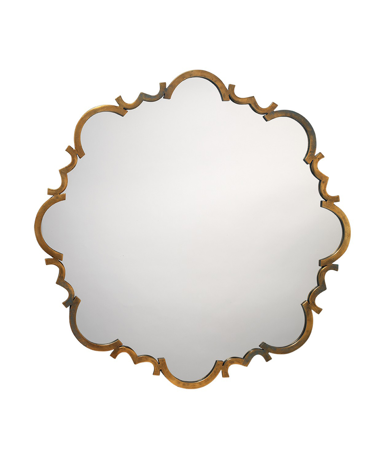Troy Antique Gold Mirror