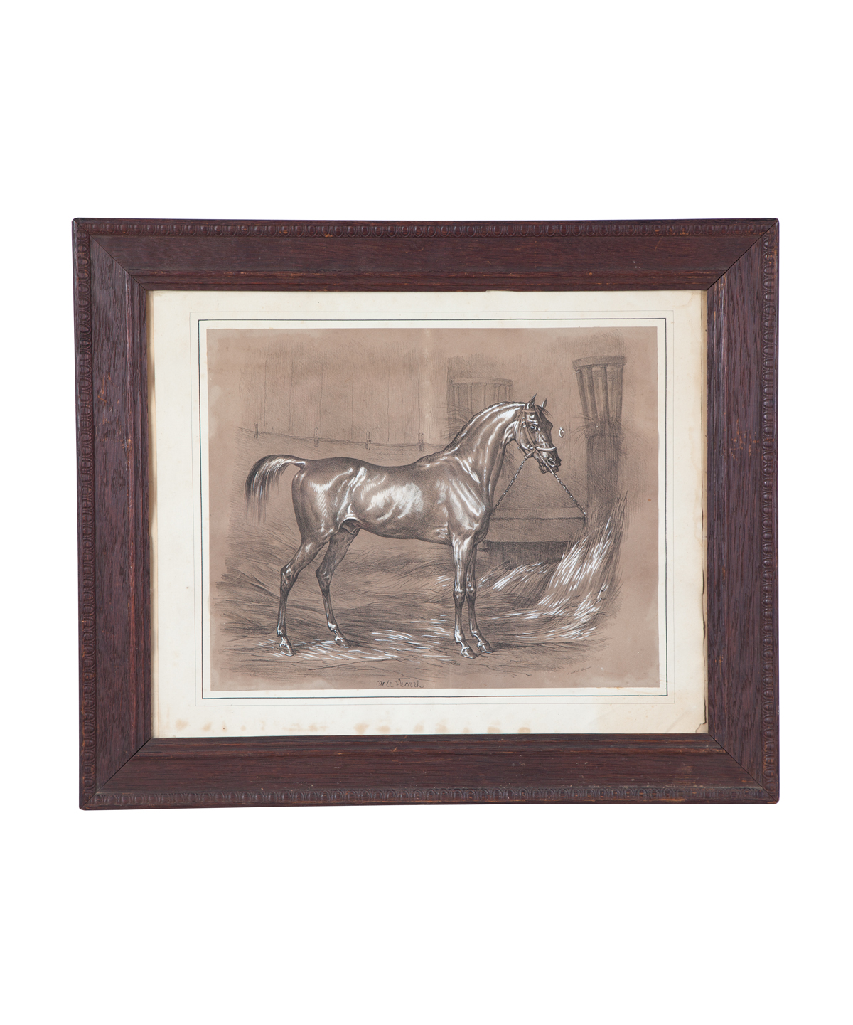 Horse Lithographs