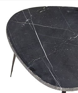 Marble Tripod Table
