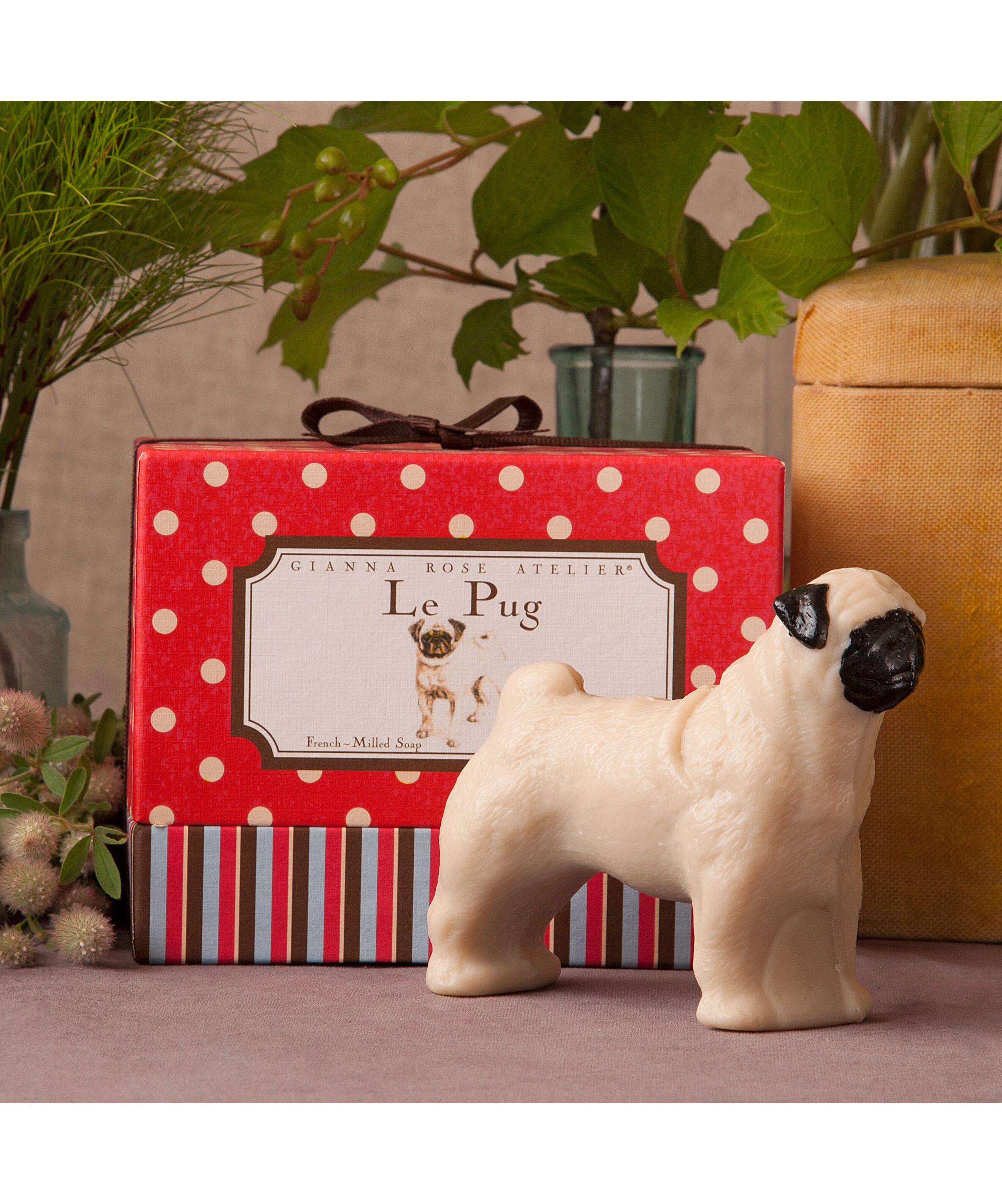 Le Pug Soap