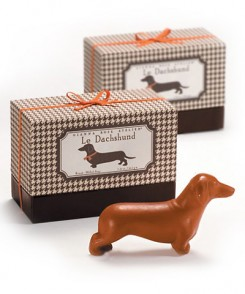 Dachshund Soap