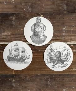 Kraken Coasters