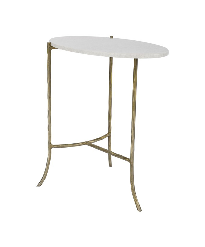 Clio Chairside Table