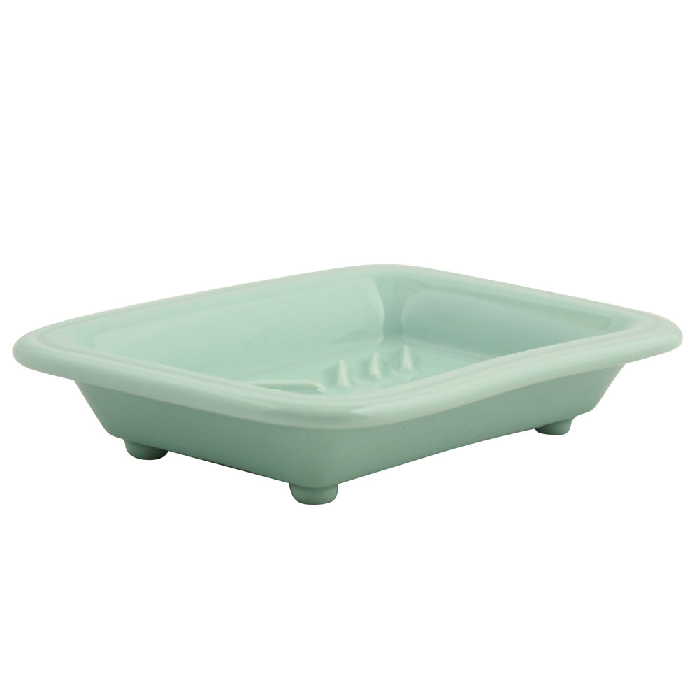 Mint Soap Dish | Kurtz Collection