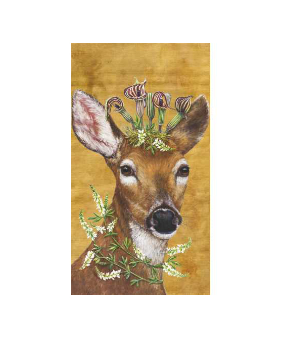 Woodland Princess Buffet Napkins