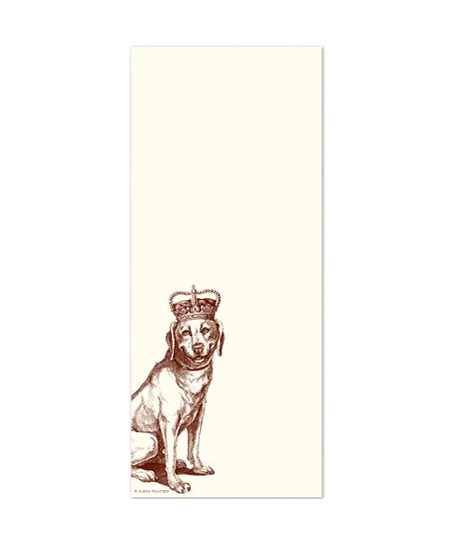 Royal Labrador Notepad