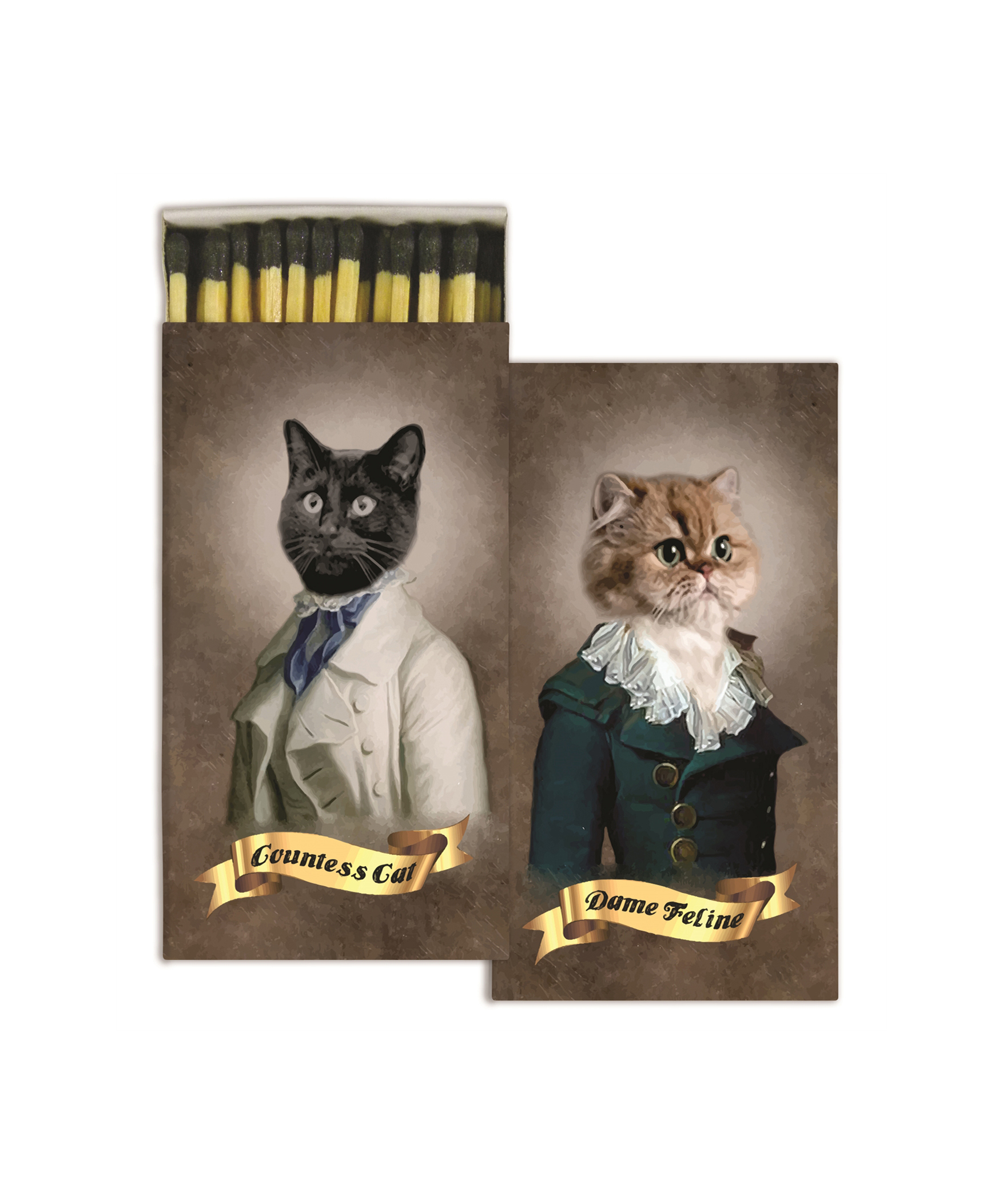 Regal Cat Matches