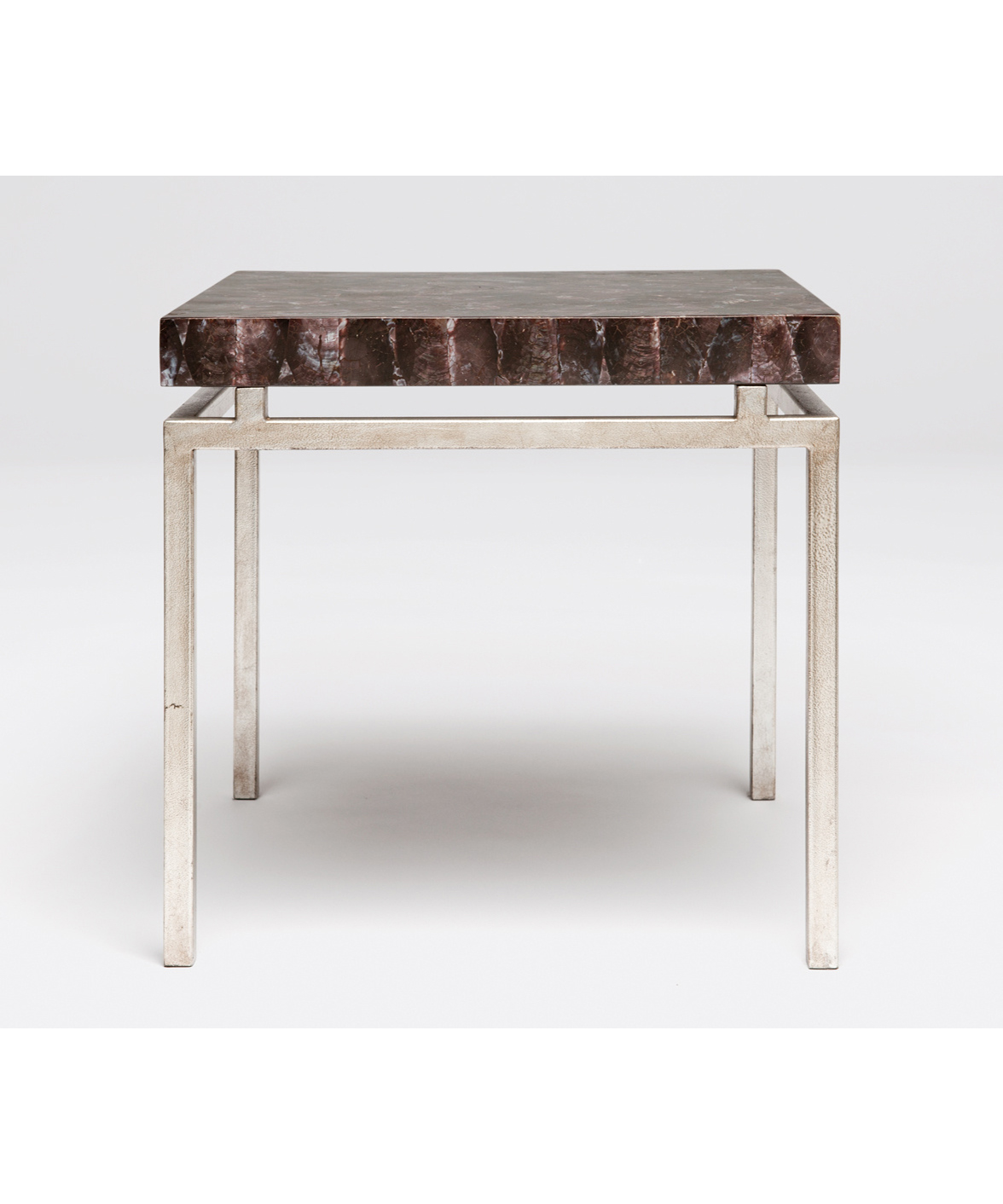Oyster Shell Side Table