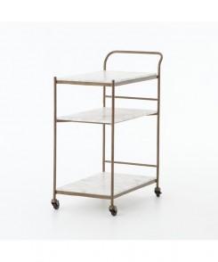 Three Tiered Bar Cart
