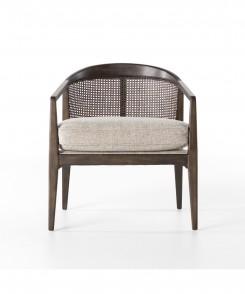 Woven Rattan Chair