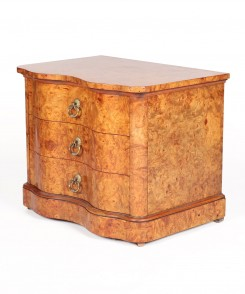 Vintage Biedermeier Small Chest