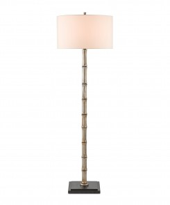 Ace Floor Lamp Silver