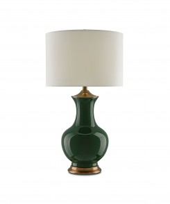 Adler Table Lamp Green