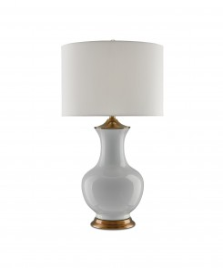 Adler Table Lamp Grey