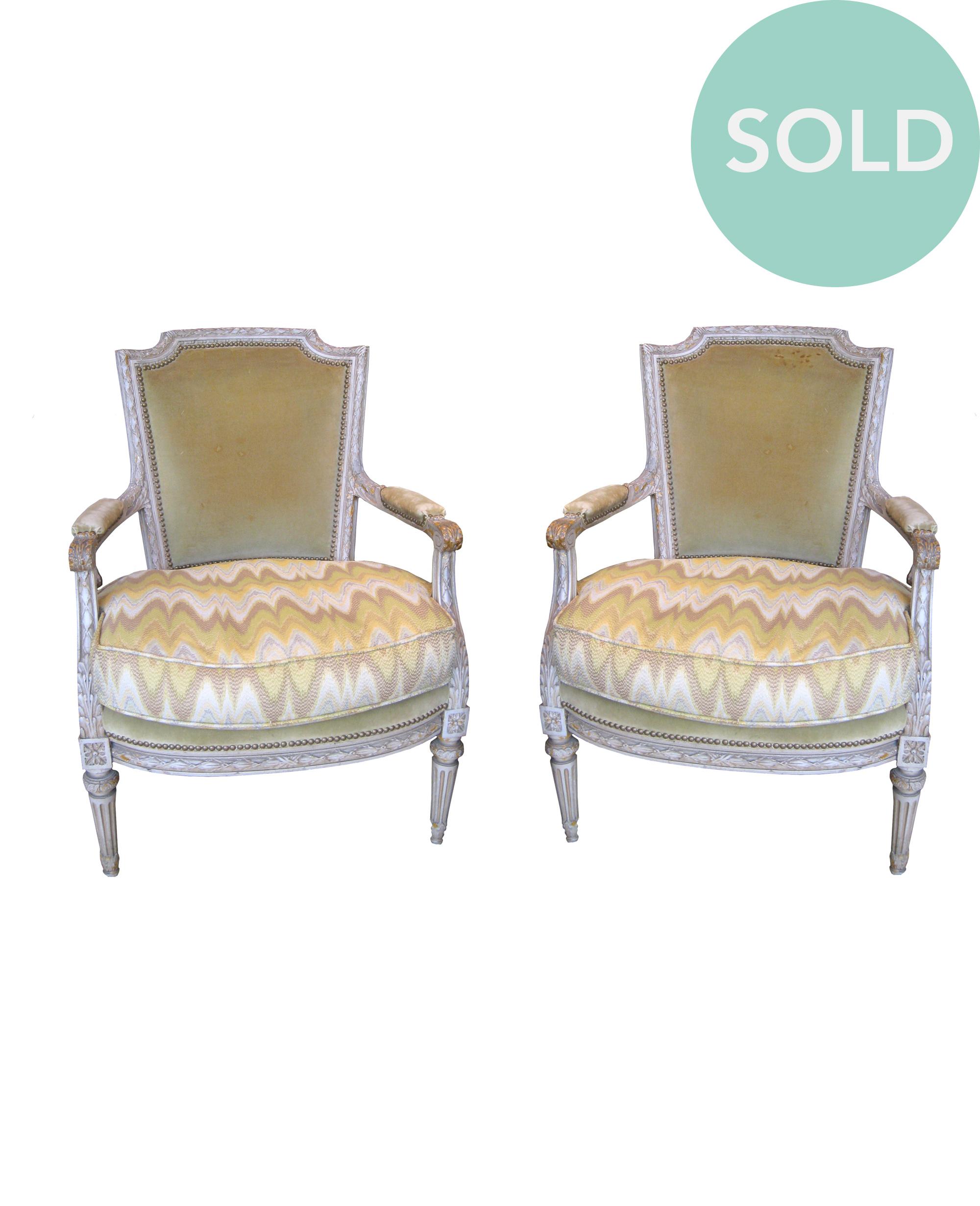 Antique french chairs - Antique French Chairs