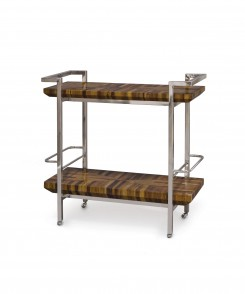 Banana Bark Bar Cart