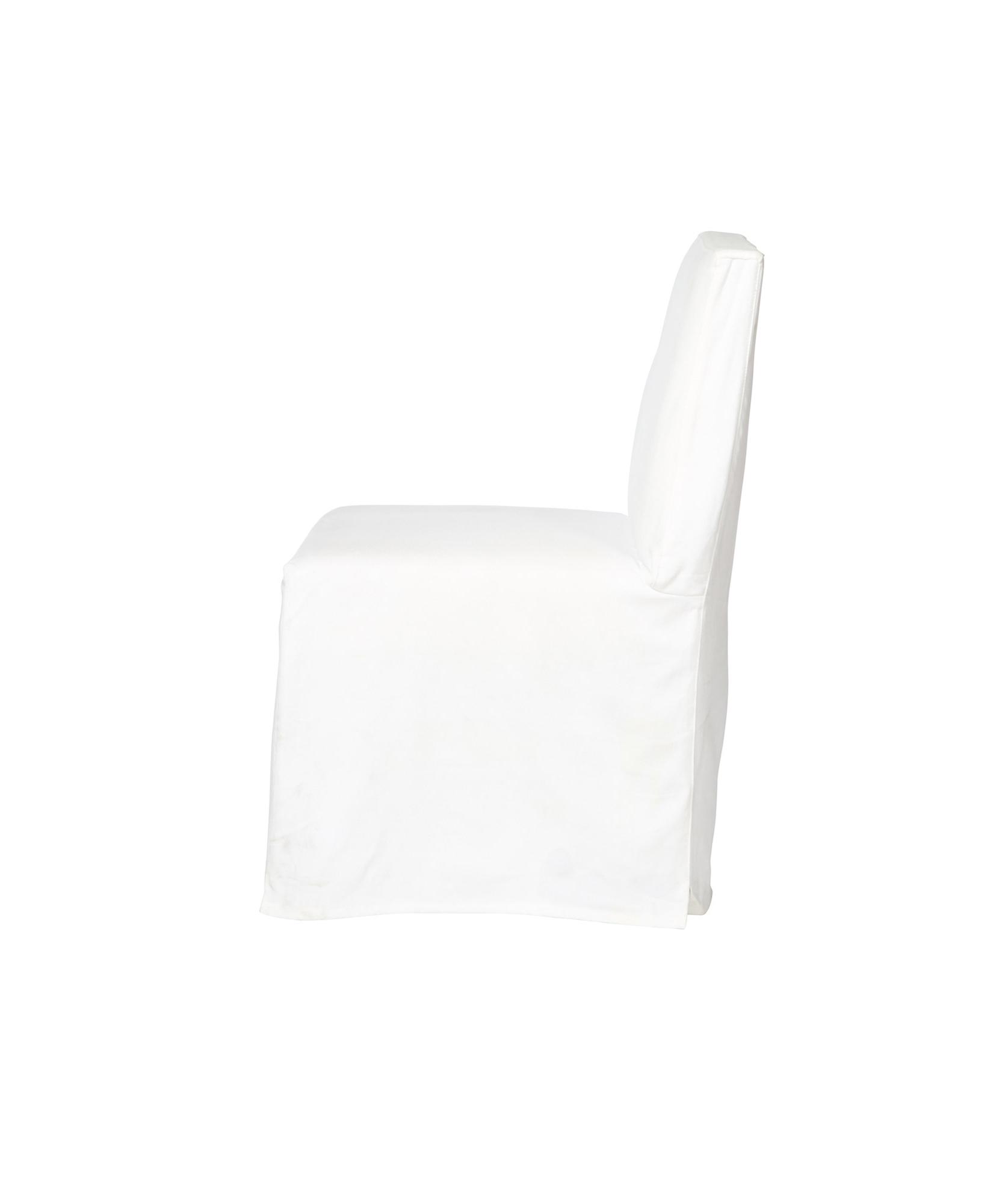 Bertoli Slipcovered Dining Chair