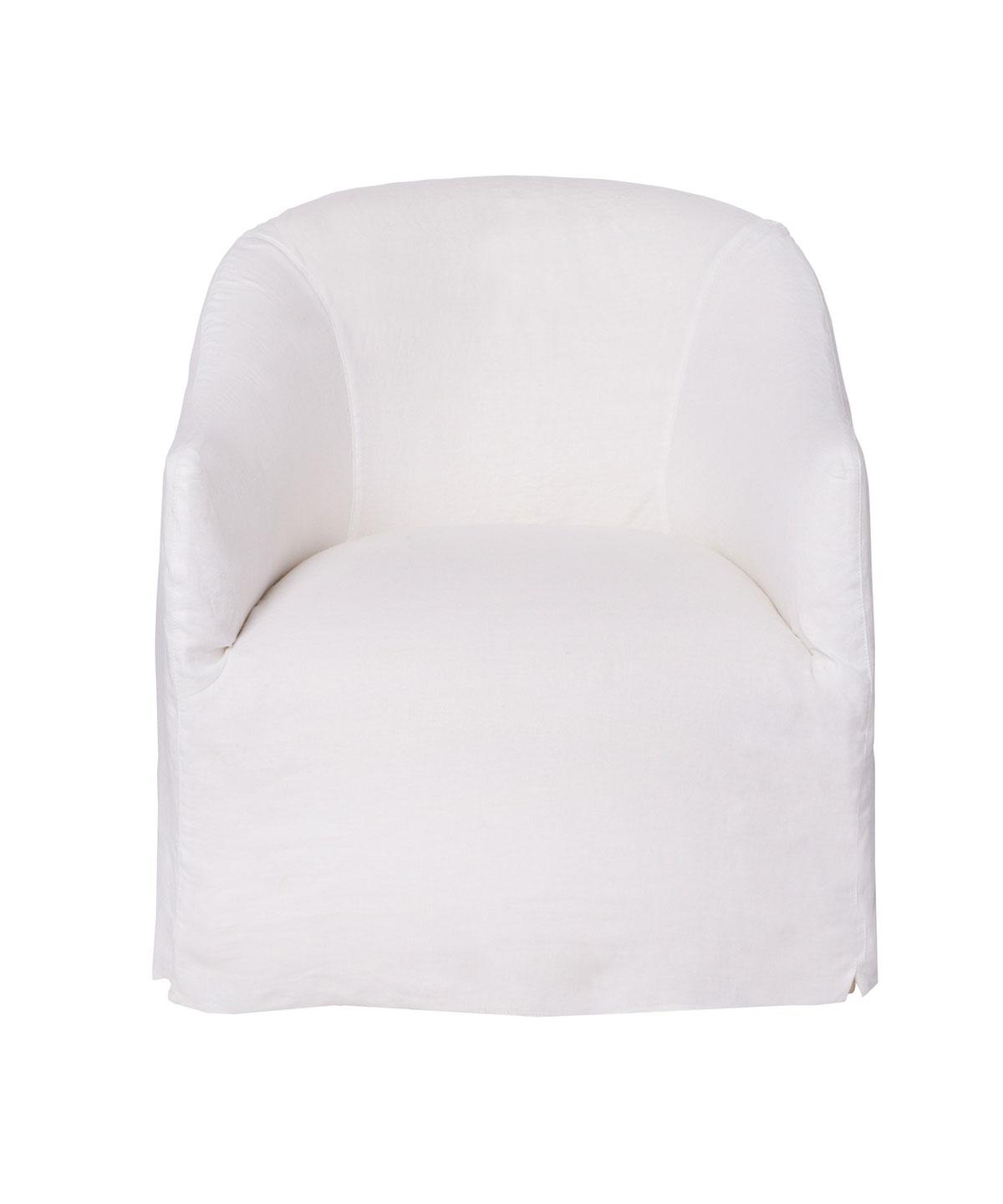Cali Slipcovered Chair