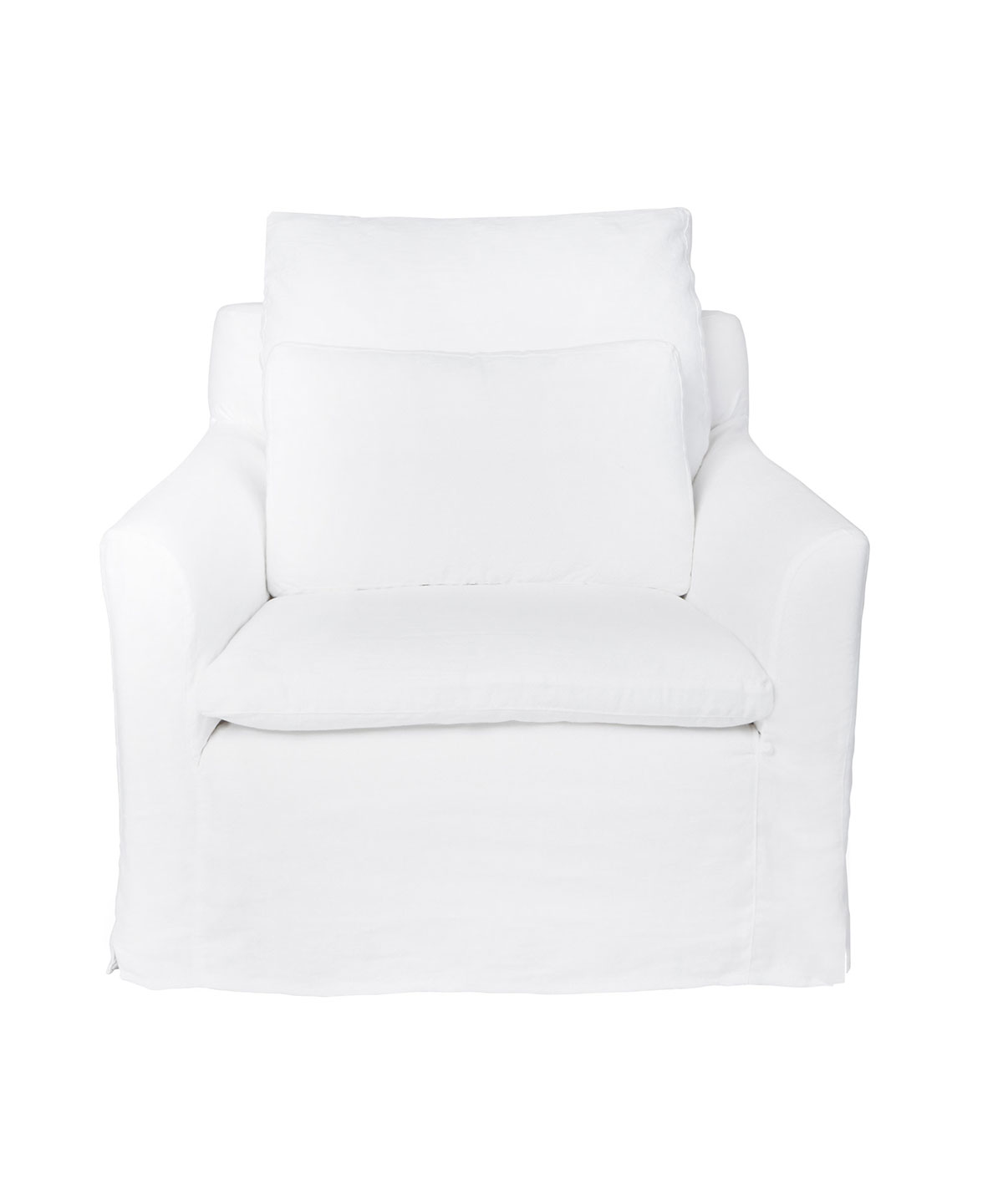 Donato Slipcovered Chair