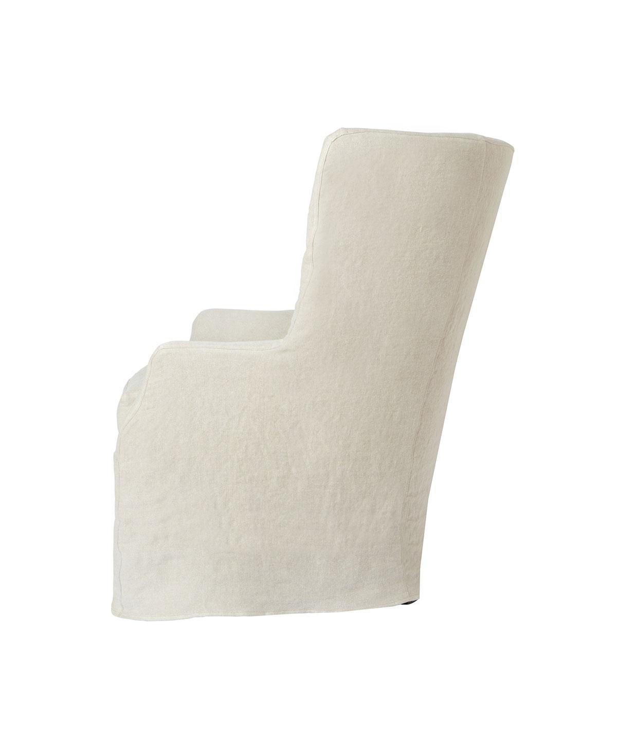 Federico Slipcovered Chair