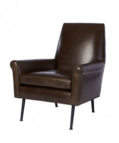 Flint Leather Chair