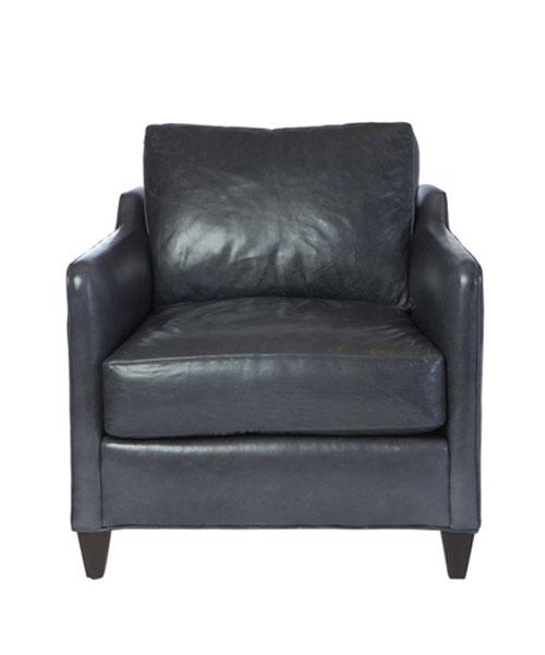 Gunner Leather Chair