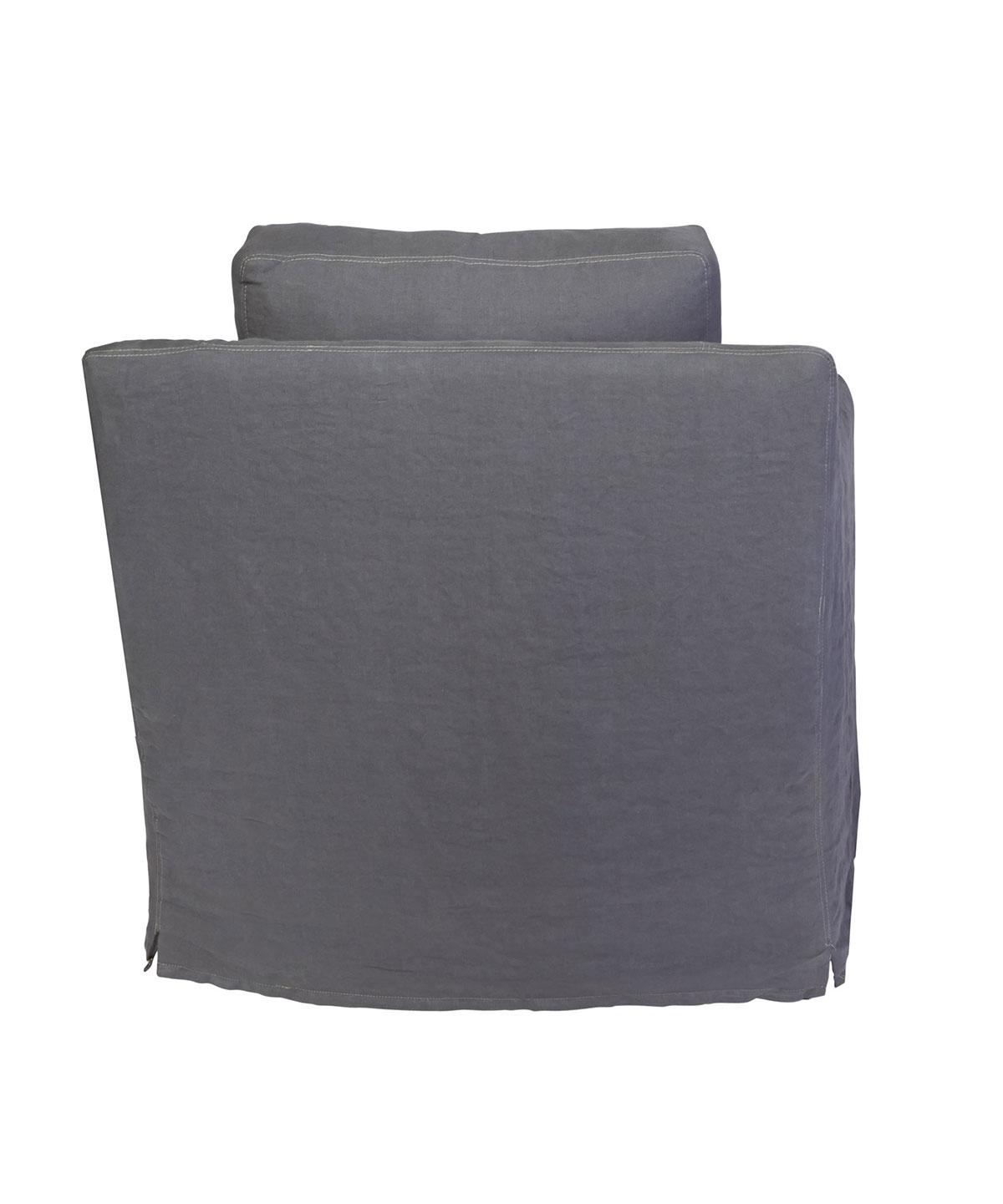 Hayden Slipcovered Chair