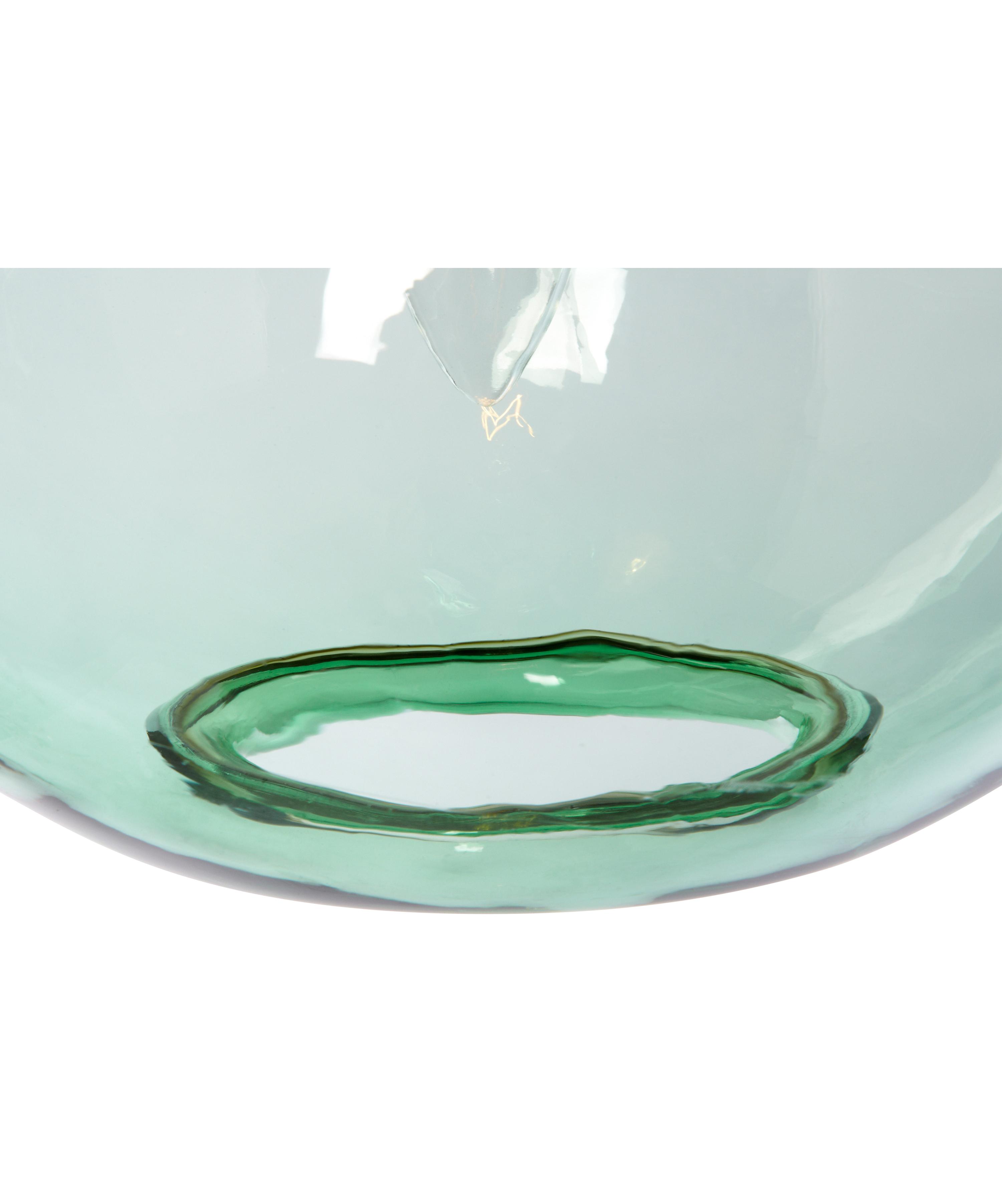 Jug Pendant Emerald