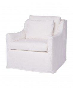 Lanister Slipcovered Chair