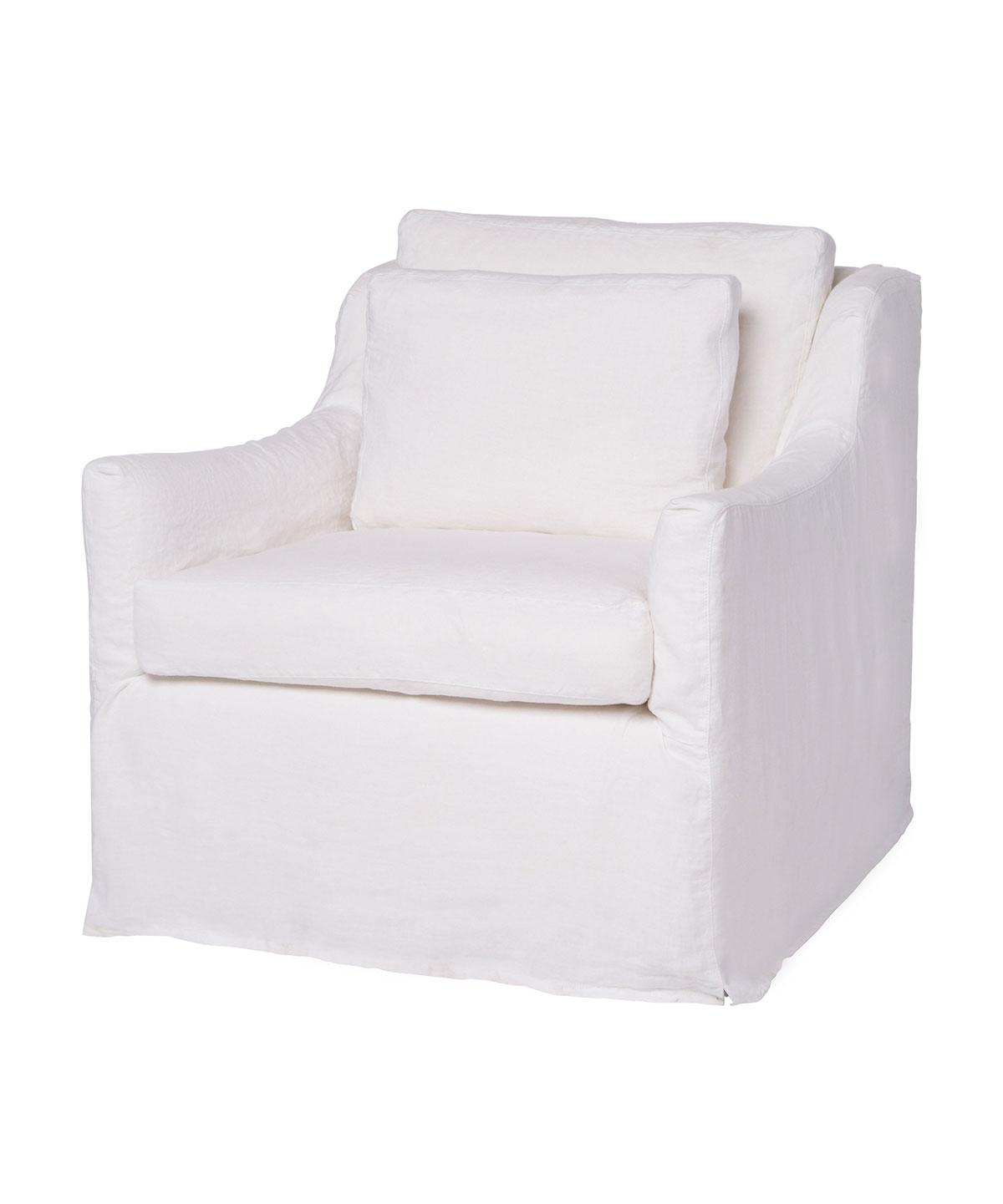 Lanister Slipcovered Chair