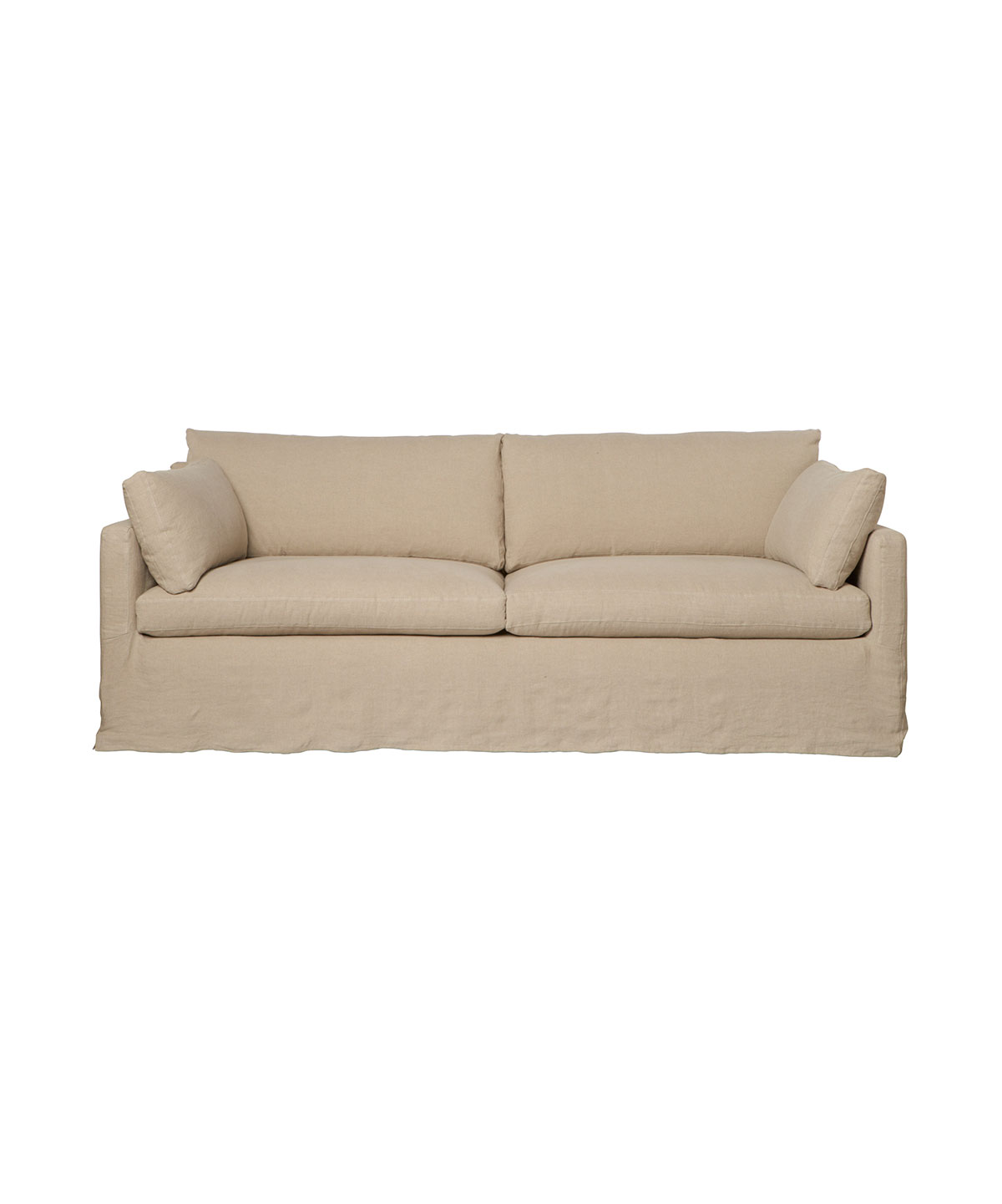 Louis Slipcovered Sofa