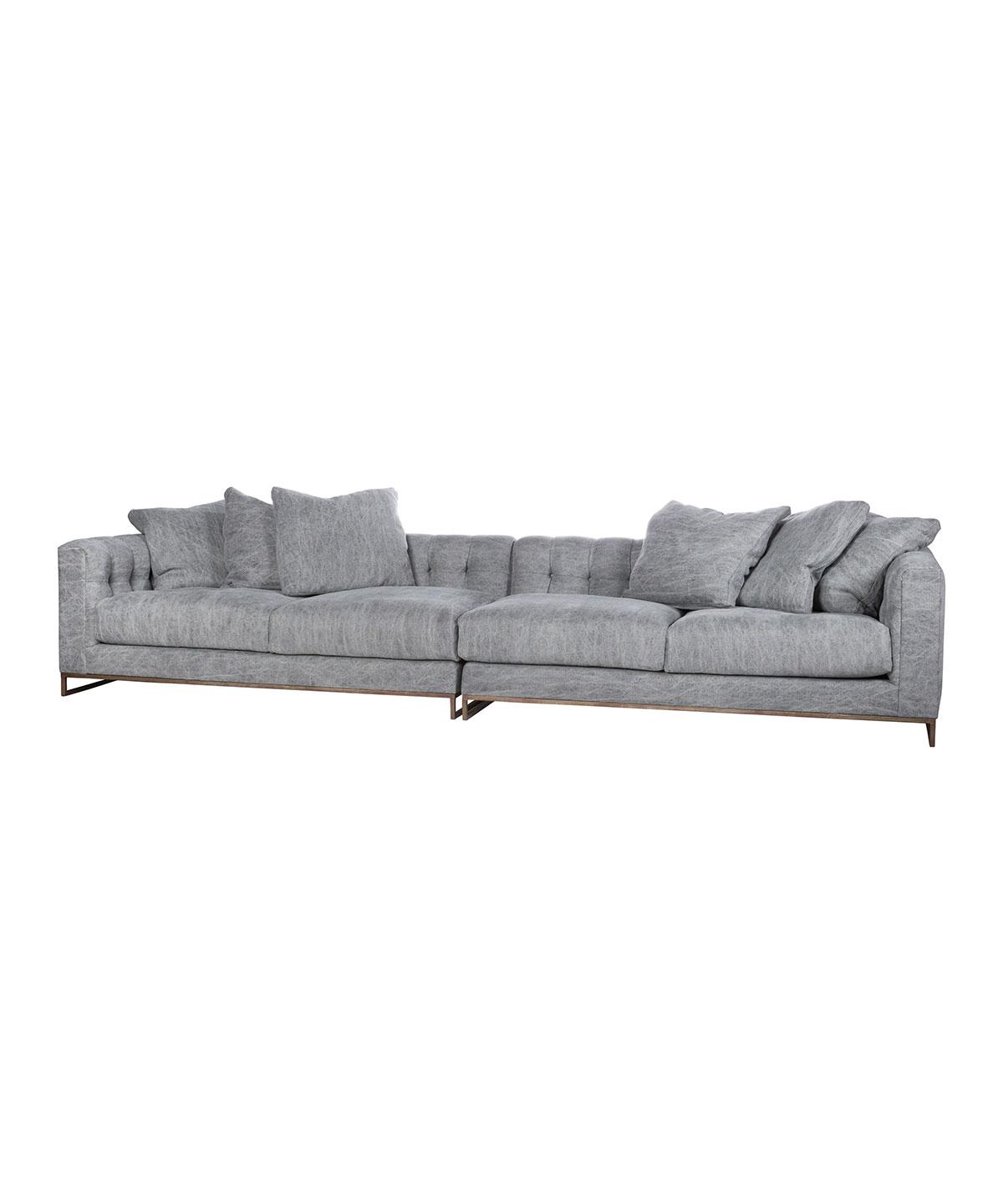 Richard 2 Piece Sofa