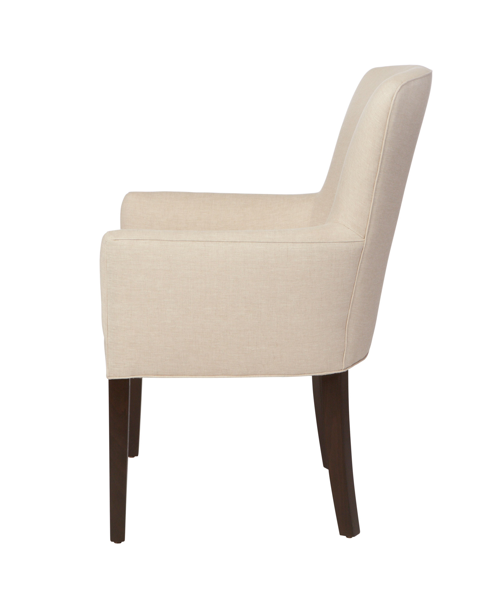 Solitaire Arm Dining Chair