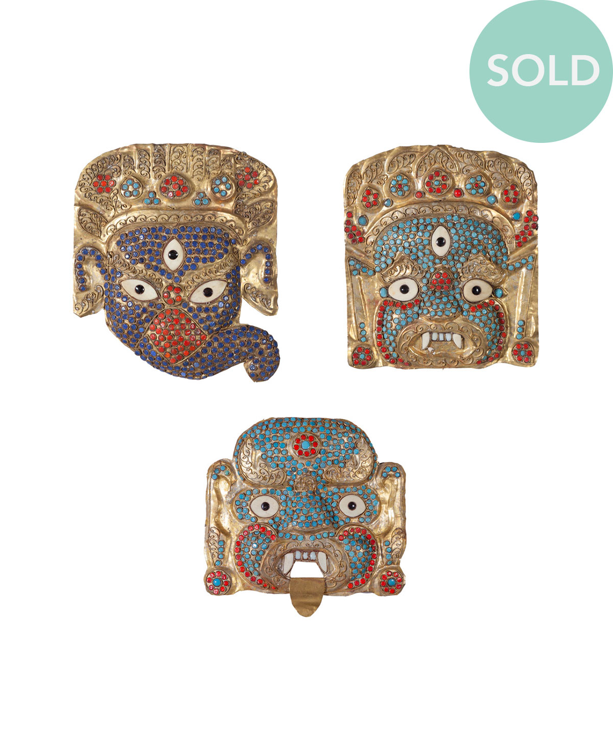 34546_Indonesian_Jeweled_Masks_1