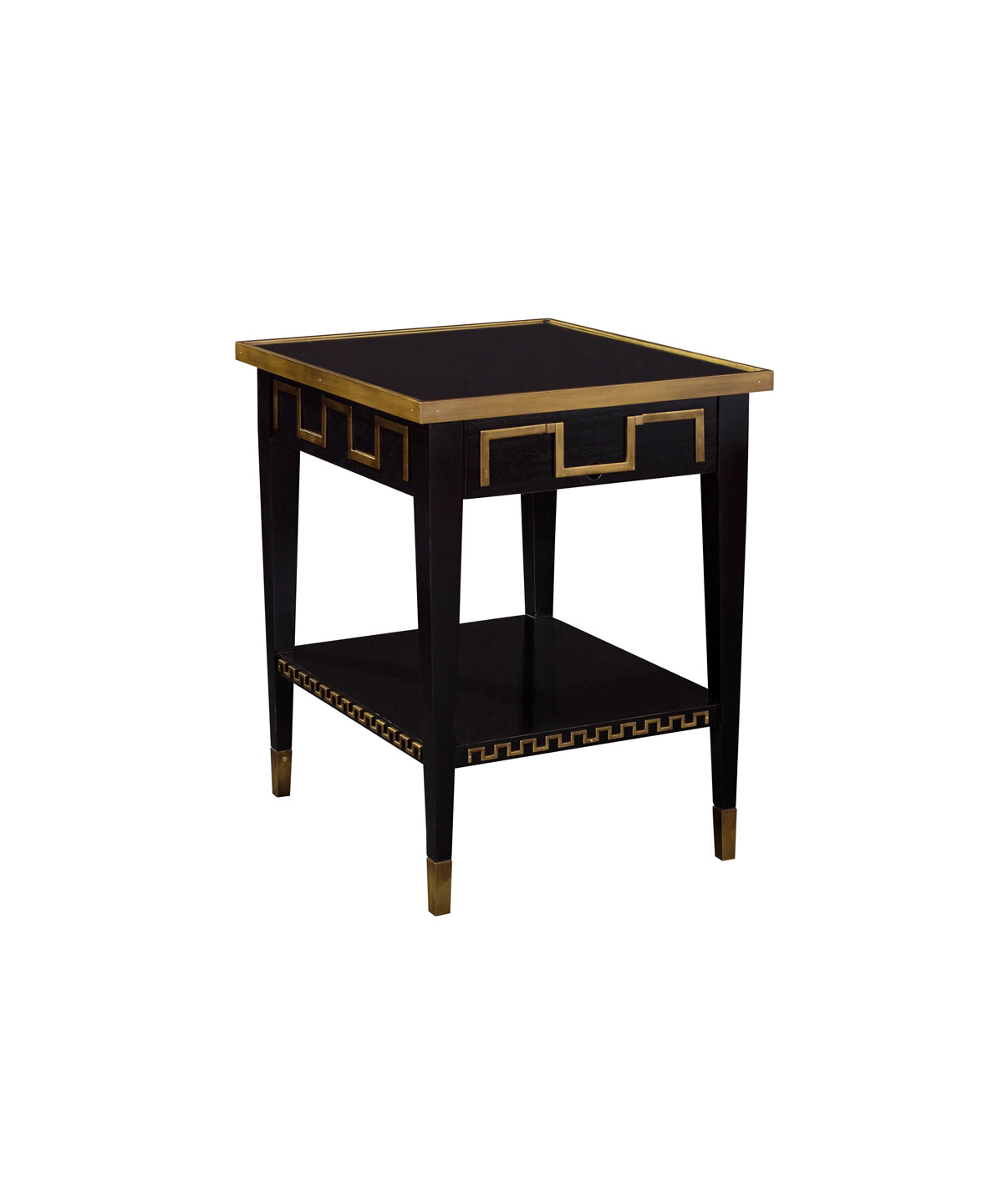 Adams Greek Key Side Table