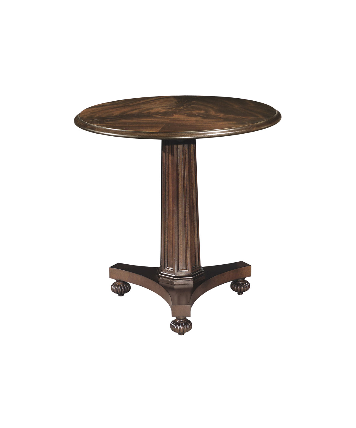 Angus Column Side Table