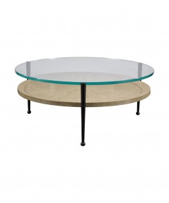 Auden Round Cocktail Table