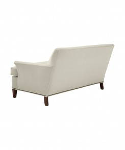 Flared Arm Loveseat
