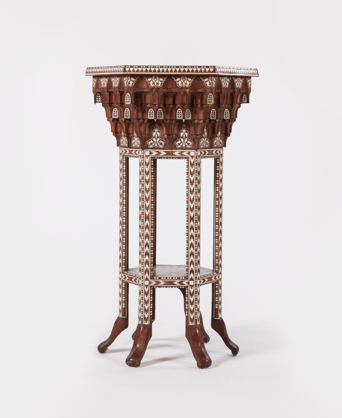 Antique Syrian Stand