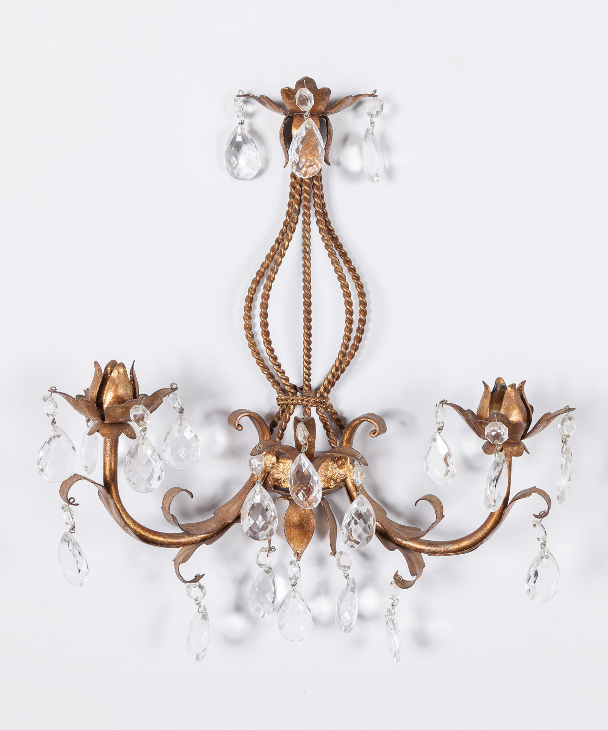 Crystal Sconces