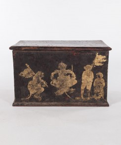 Burmese Monkey Chest